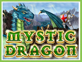 Mystic Dragon real series video slots game challenge at Cirrus Casino.