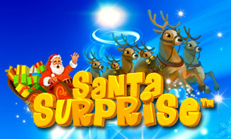 Santas Surprise Slot Machine - Review and Free Online Game