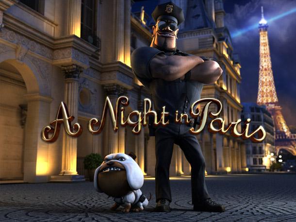 Spiele A Night In Paris - Video Slots Online