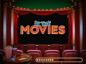 at the movies slot game