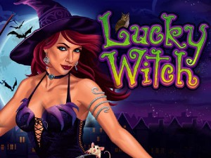 lucky witch slot game release