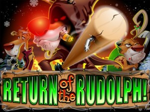 Return of the Rudolph Christmas Slot Machine