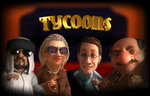 tycoons slot game