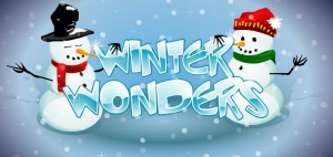 Winter Wonders slot game from Rival