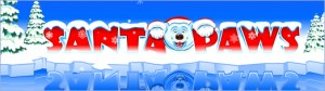 Play the Santa Paws Slots game from Microgaming