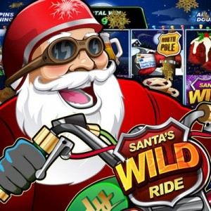 Santas Wild Ride Slot Machine Review