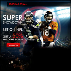 Super Bowl Betting at Bovada Sports